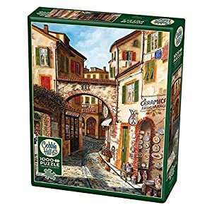 Cobblehill 80020 1000 Pc Puzzle In Ceramica Vari