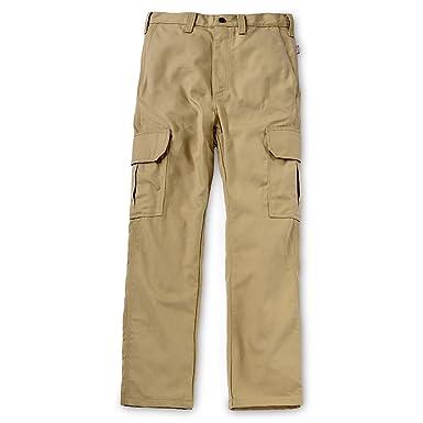 fe36321222bf Amazon.com  Tyndale Men s Utility FR Cargo Pants  Clothing