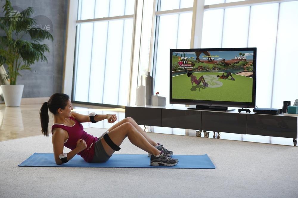 EA Sports Active 2 - Compatible Playstation Move ...