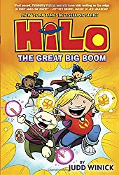 Hilo Book 3: The Great Big Boom