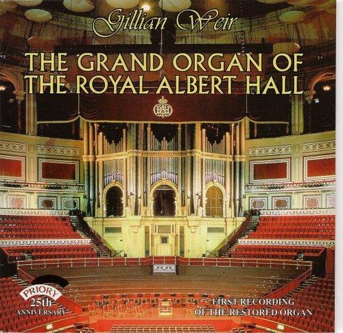 Grand Organ of The Royal Albert Hall - Grand Organ