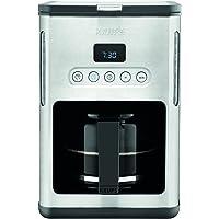 Krups KM442D Premium filterkaffemaskin | 10-15 koppar | 1 000 watt | programmerbar | varmhållningsfunktion | rostfritt…