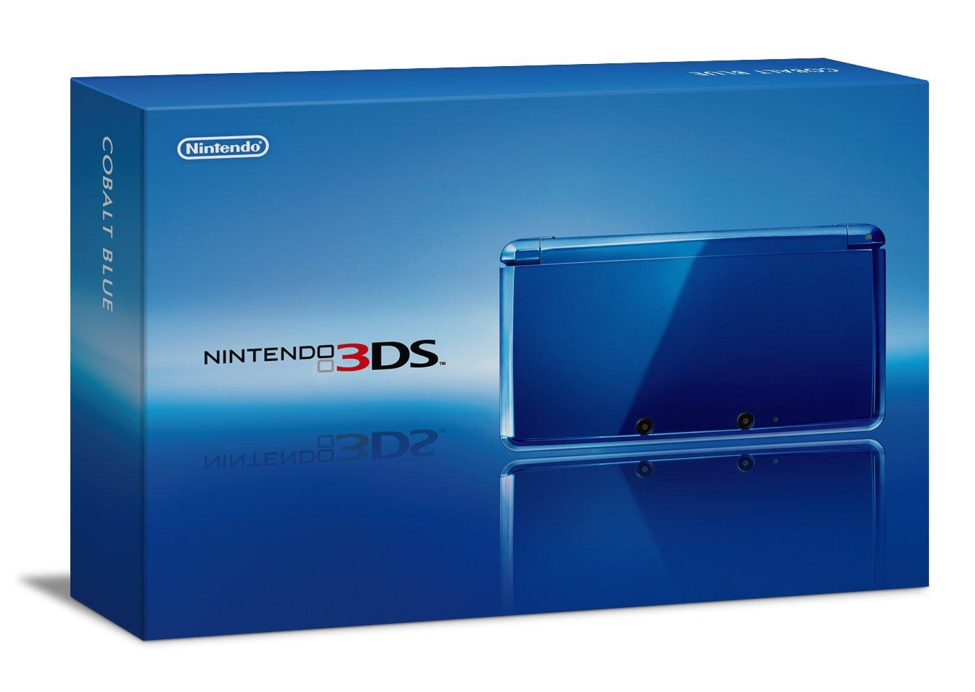 Nintendo 3ds Cobalt Blue Japanese Version