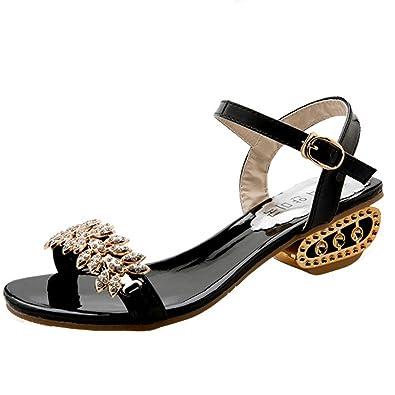 129e75d23d0 Lolittas Gold Sliver Wedding Diamante Sandals for Women