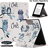 Newshine Case For Kindle Paperwhite, Ultra Slim PU - Best Reviews Guide