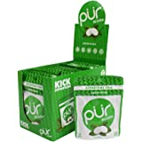 PUR Mints Spearmint Aspartame Free, 20-Piece Bags (Tray of 12) 240 Count