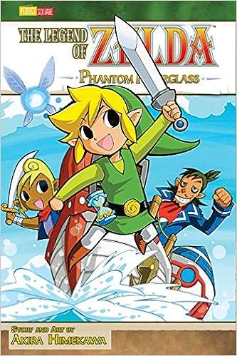 The Legend Of Zelda Phantom Hourglass Wallpaper Game