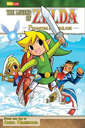 [The Legend of Zelda, Vol. 10: Phantom Hourglass] (Warcraft Legends Graphic)