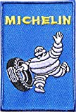 MICHELIN Man Tire TEAM Logo Sign Sponsor Car Racing Motorsport...