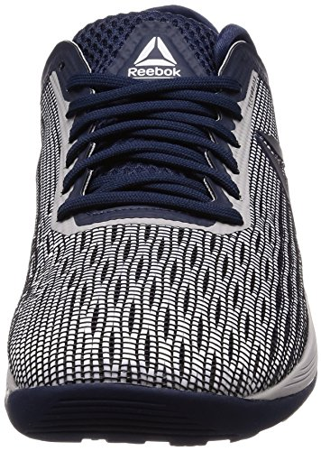 Navy Fitness 0 Collegiate Crossfit White Stark Grey Homme Nano R 000 Blanc Reebok de Chaussures 8 wqF7p0p