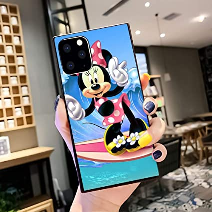 Amazoncom Disney Collection Square Case For Iphone 11 Pro