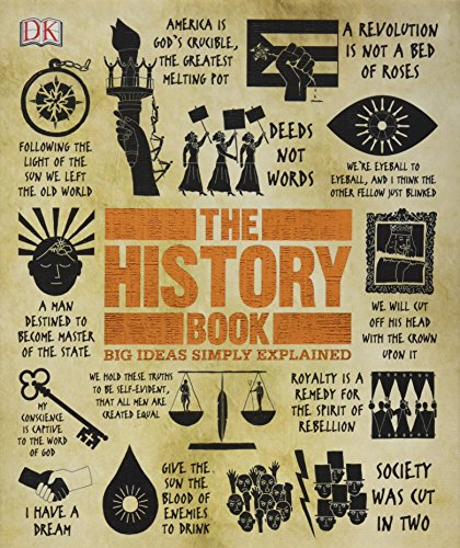 Dk Series (The History Book (Big Ideas Simply Explained))