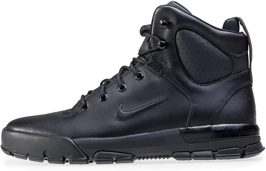 Amazon.com   Nike [454402-002] AIR NEVIST 6 Mens Boots Black ...