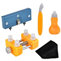 Cerixo Watch Back Remover Tool Kit for Watch Repair and Battery Replacement