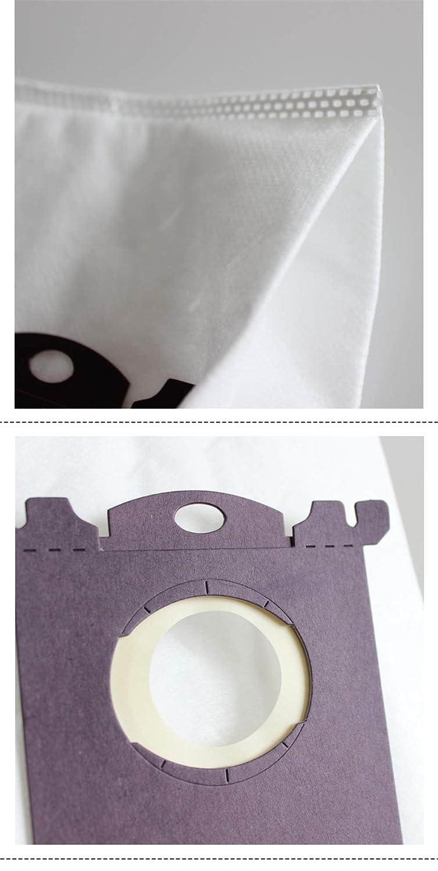 Amazon.com: Neza - Bolsas de aspiradora de repuesto para ...