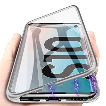 coque samsung s10 transparente magnetique