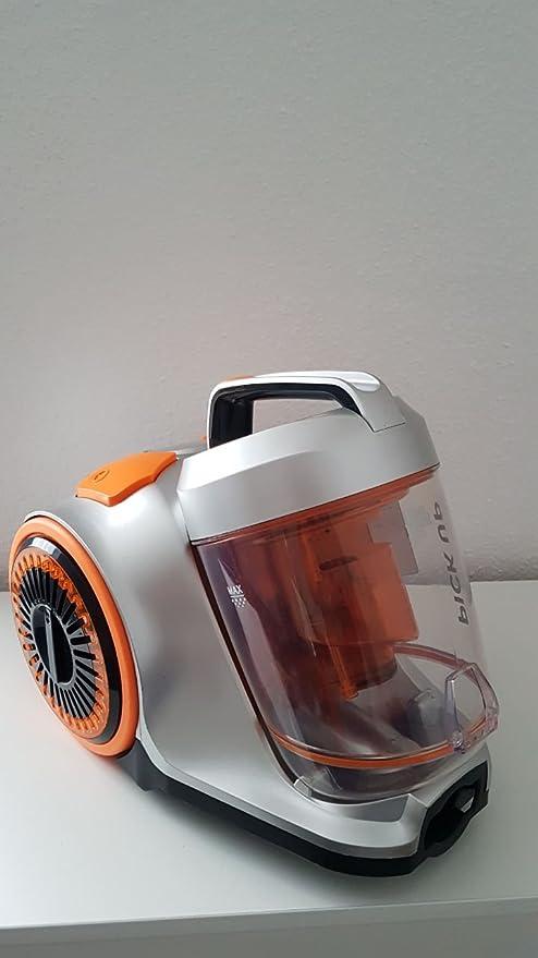 Dirt Devil DD2650-0 - Aspiradora (800 W, Aspiradora cilíndrica ...