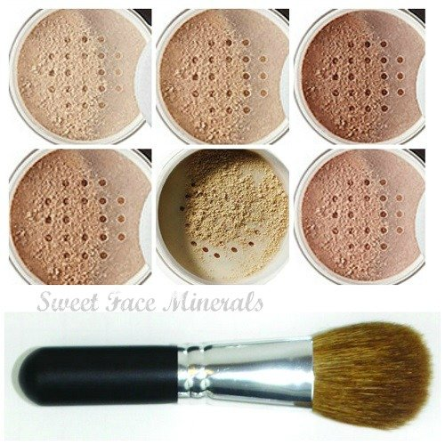 Moisturizing Face Powder - 9