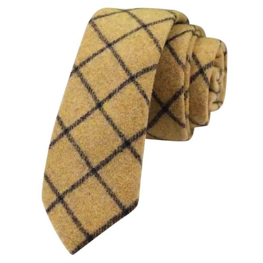 DB Dickie Bow - Corbata - para hombre Amarillo amarillo mostaza ...