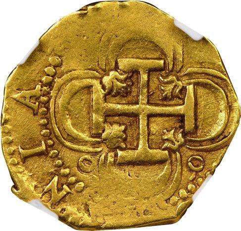 1598-1621 Spain 2 Escudos
