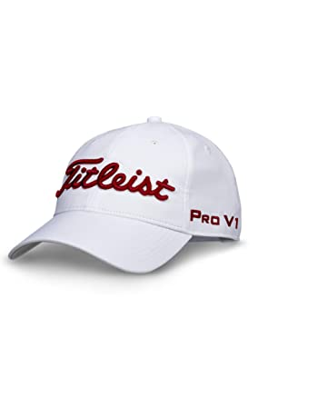 Titleist Tour Performance White Collection Golf Cap d16c14a4335
