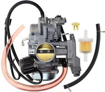 Carburetor Repair Rebuild Kits For Arctic Cat 500 2004-2007