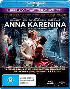 Anna Karenina (2012) (Blu-ray/UltraViolet)