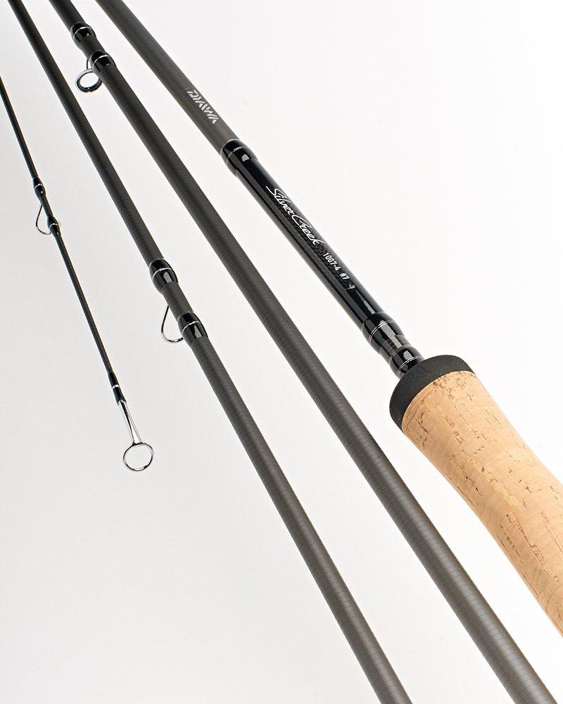 Daiwa Silvercreek Fly Rods