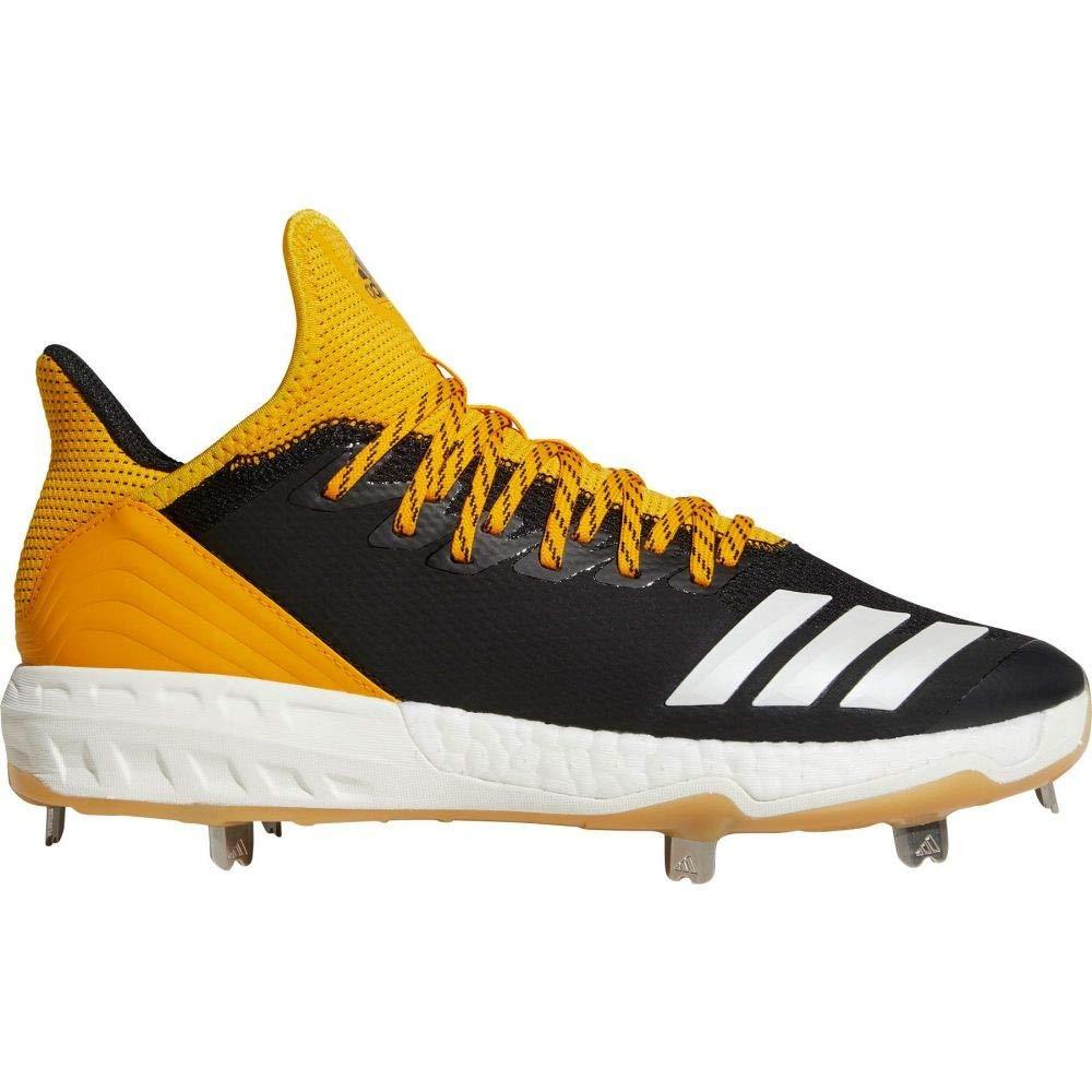 (アディダス) adidas メンズ 野球 シューズ靴 adidas Icon 4 Gum Metal Baseball Cleats [並行輸入品] B07HMLXS8X 10.0-Medium