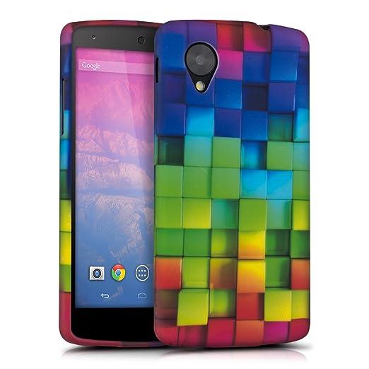 26 opinioni per kwmobile Cover per LG Google Nexus 5- Custodia in silicone TPU- Back case