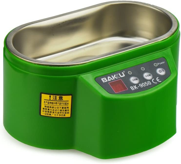 Cubeta ultrasonidos 30W / 50W - BK-9050 - 40kHz - Capacidad de 500 ml