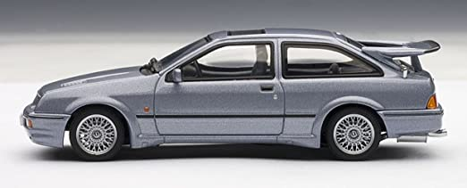Amazon.com: Ford Sierra RS Cosworth Moonstone Blue 1/43 Autoart #52863: Toys & Games