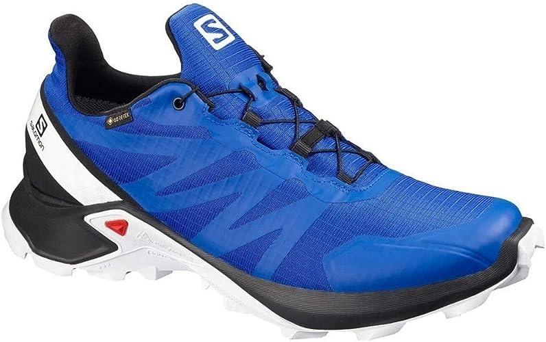SALOMON Shoes Supercross GTX Lapis, Zapatillas de Running para Hombre: Amazon.es: Zapatos y complementos
