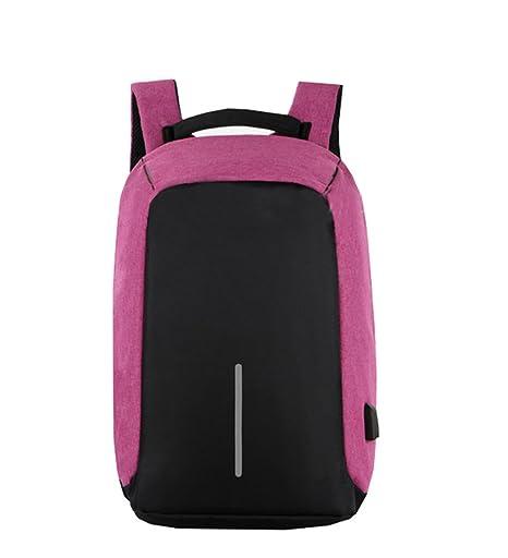 fa2343628e842b Mioy fashion Donna zaino pc 15.6 pollici Con Porta USB Nylon antifurto zaino  impermeabile Uomo business