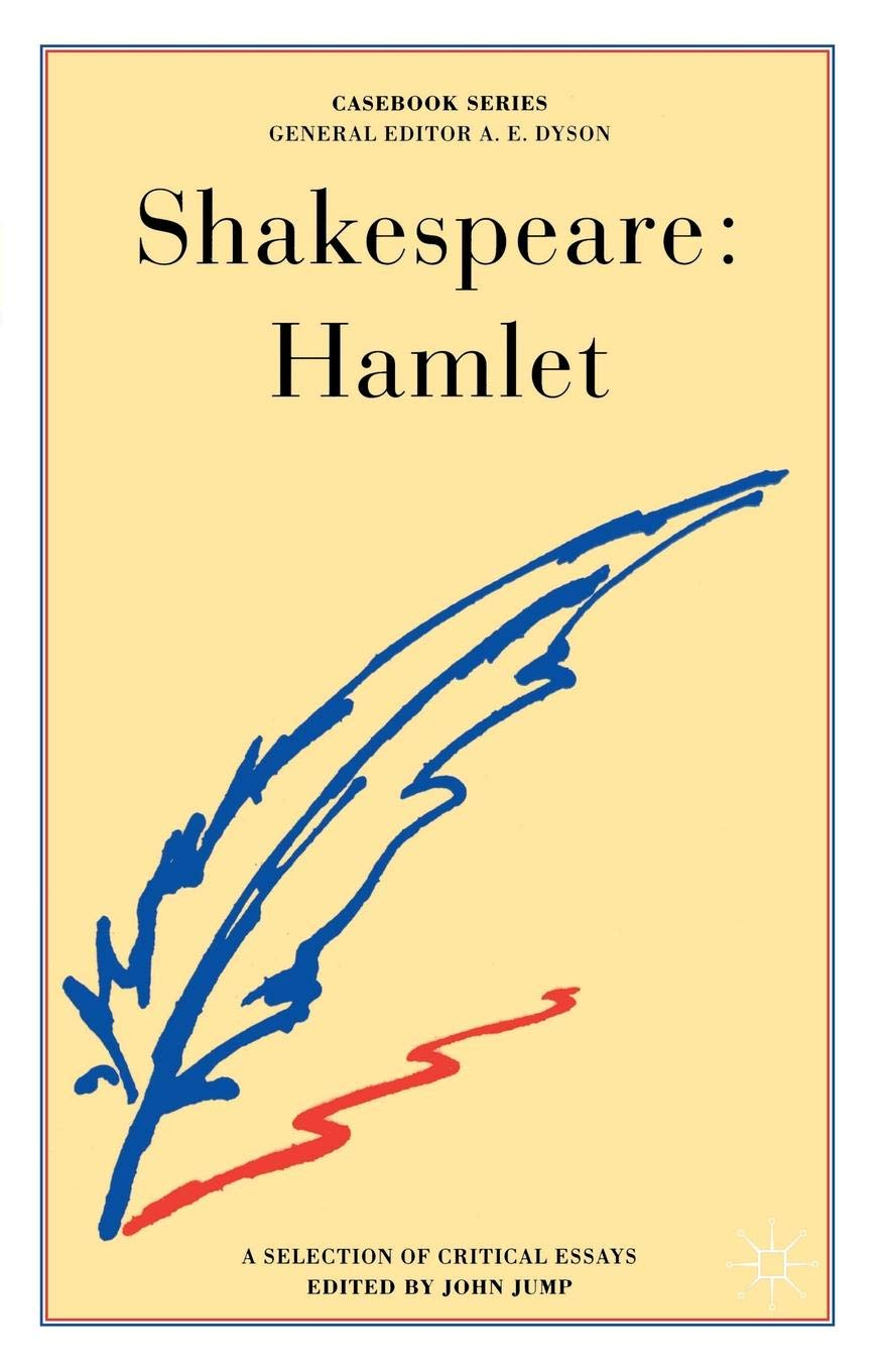 hamlet critical analysis pdf