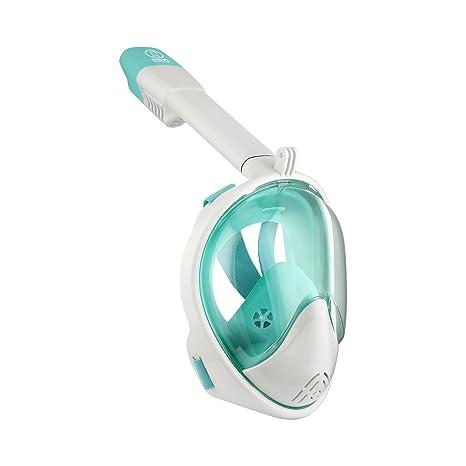 Boha Máscara de Snorkel de Cara Completa AtlantiSea 180 ...