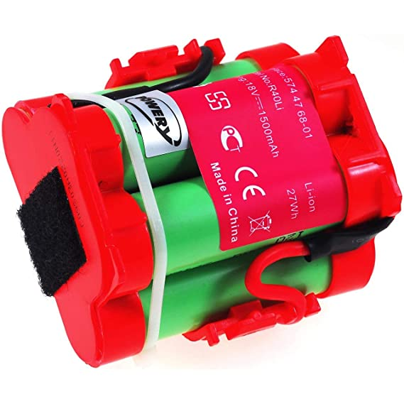 Batería para Robot Cortacésped Gardena R40Li: Amazon.es: Electrónica