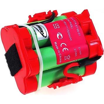 Batería para Robot Cortacésped Husqvarna Automower 308: Amazon.es: Electrónica