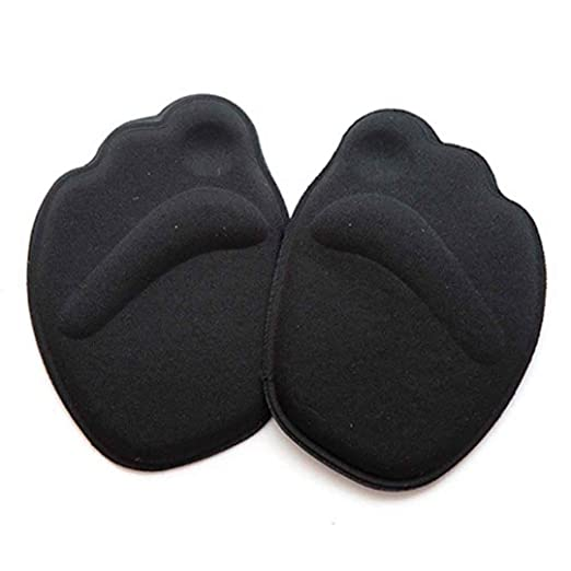1 Pair Soft High Heel Foot Cushions Forefoot Anti-Slip Insole Shoes Pad Breathab