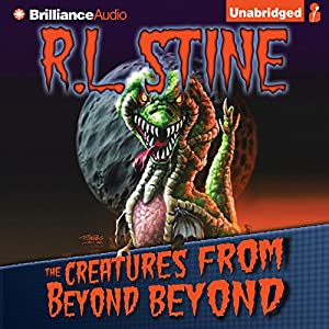 The Creatures from Beyond Beyond Audiobook