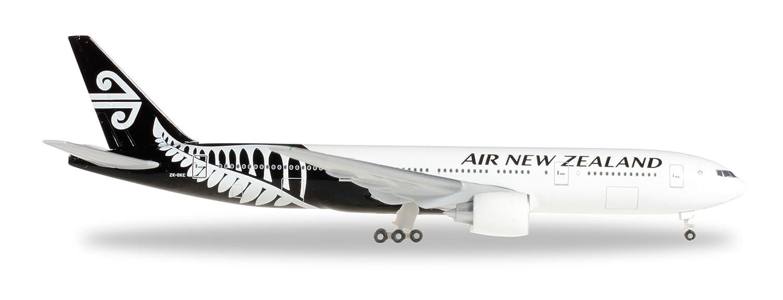 ヘルパ Wings 1/500 B777-200 ニュージーランド航空 ZK-OKC 完成品 B016NOCOMI