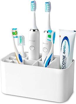Support de brosse /à dents /électrique portable pour salle de bain