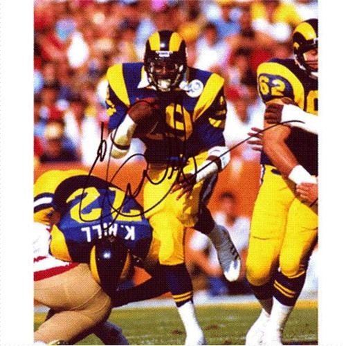 Eric Dickerson Autographed St. Louis Rams 8x10 Photo ()