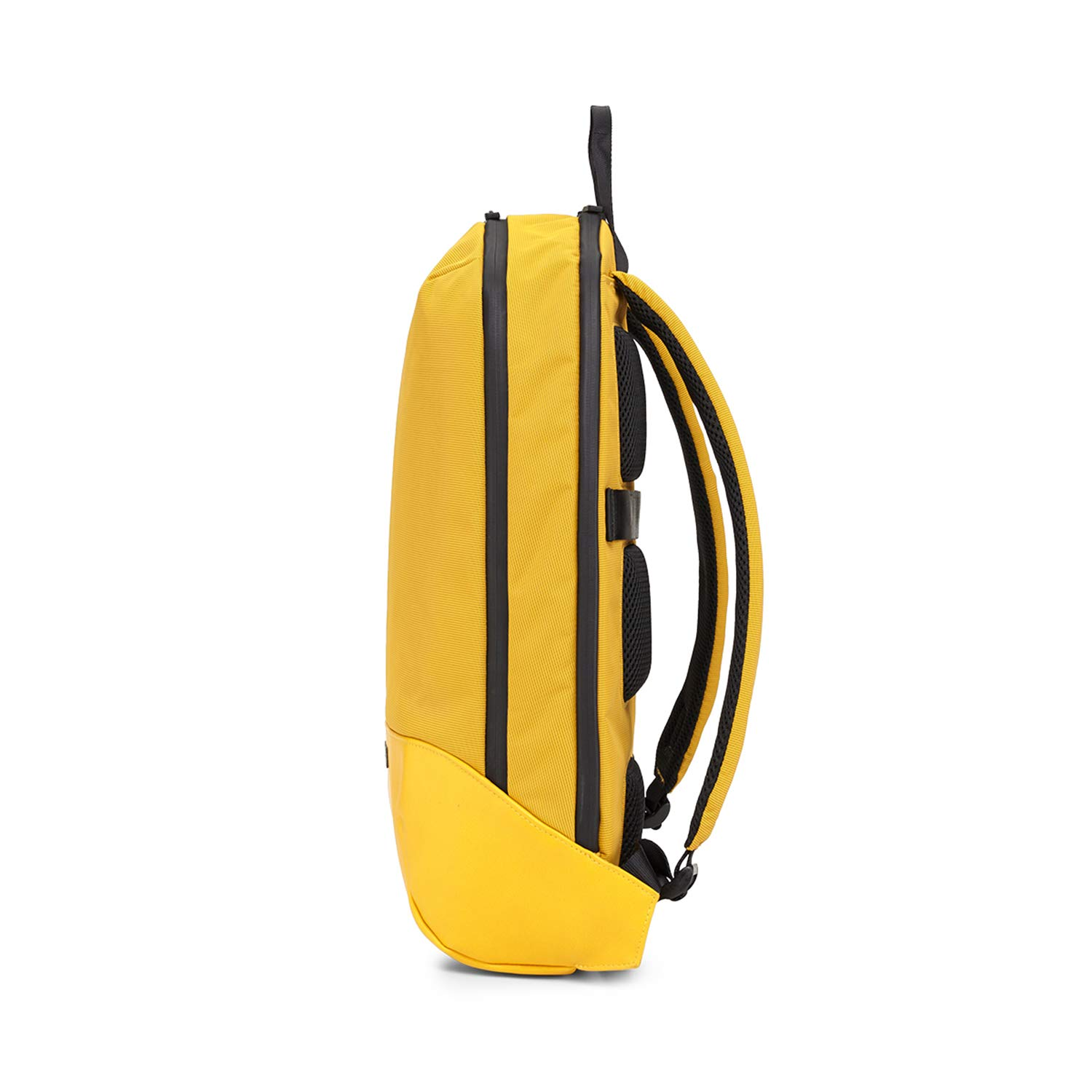 Moleskine Metro Backpack, Orange Yellow -  For Work, School, Travel & Everyday Use, Space for Devices, Tablet, Laptop, & Chargers, Notebook Planner or Organizer, Padded Adjustable Straps Secure Zipper by Moleskine (Image #3)