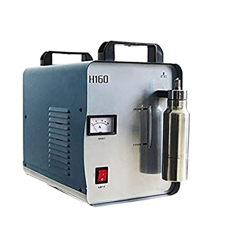 signtigergentle 300 W H160/75L portátil oxígeno hidrógeno generador de llama acrílico pulido máquina