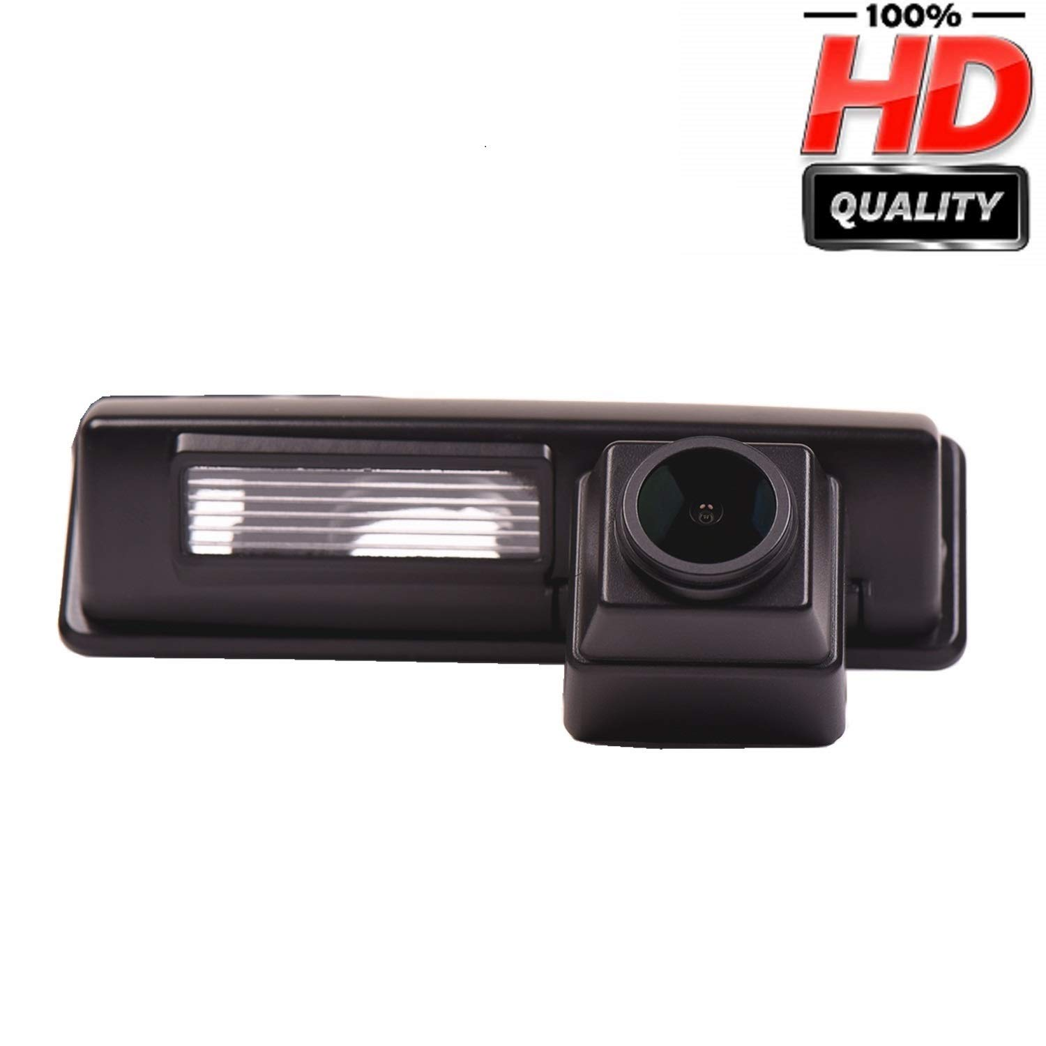 Aurion//Avensis //2002~2012 Rear Reversing Backup Camera Rearview License Plate Replacement Camera Night Vision Ip69k Waterproof for Toyota Camry XV30 //XV40
