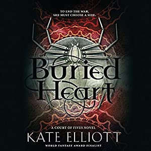 Buried Heart Audiobook