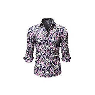 Shirt with print for men
