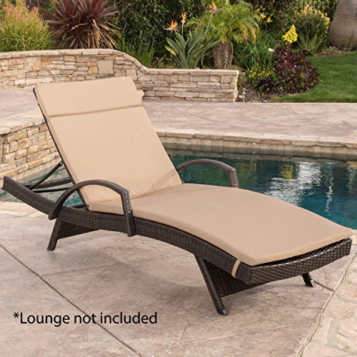 Christopher Knight Home 603 Salem Chaise Outdoor Lounge (Set of 2) - Chaise Lounge