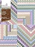 Anita Goodesign - Mix & Match - Crazy Stitch Quilt - 275AGHD